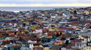 La ville de Saint-Pierre